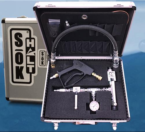 SOK Portable Case And Spray